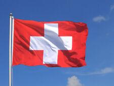Drapeau Suisse  -  Swiss flag - 145 cm X 90 cm