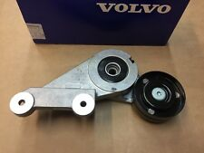 GENUINE VOLVO AUXILIARY DRIVE BELT TENSIONER & PULLEY 1275380 850 960