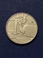 Rare 2018 Alphabet A-Z 10p Ten Pence Coin T Tea From Sealed Bag