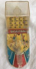 Vintage USA Toy 1950-60S Marx Mini Basketball Pin Ball Game