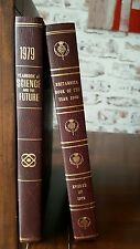 Encyclopedia Britannica Yr Book of 1980/79 Yr book of Science & the Future 1979