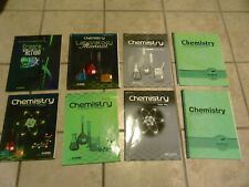 Abeka   Chemistry SET w/BONUS   11th Grade 11   CURRENT  EXCELLENT   SAVE $84.60