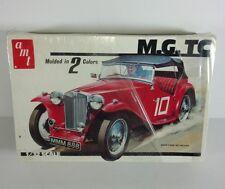 Matchbox AMT MG TC Sports Car 1/32 Scale Unopened Original 1977 Model Kit