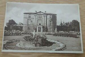 Vintage  Circa 1950`s Postcard Miner`s Convalescent  Home Blair  Castle  Culross