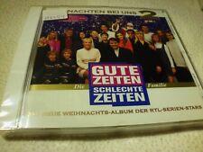 Die Gute Zeiten All Stars - Gute Zeiten Weihnachten Bei uns - CD - OVP