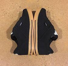 Osiris Protocol Size 6 US Black White Gum BMX DC Skate Shoes Sneakers