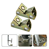 Type Magnetic Welding Clamps Holder Suspender Fixture Adjustable V Pads Strong