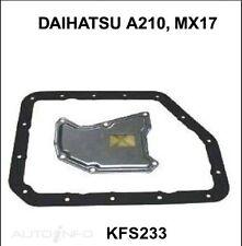 Auto Transmission Filter Kit DAIHATSU CHARADE HCE  4 Cyl EFI . 88-93  (MX 17