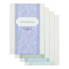 DaySpring Sympathy Boxed Greeting Cards w Envelopes - Simple Sentiments, 12 C...