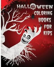 Halloween Coloring Books for Kids by Aubrey Aubrey Brooklyn (2016, Paperback)
