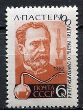 28631) RUSSIA 1962 MNH** Nuovi** Louis Pasteur 1v