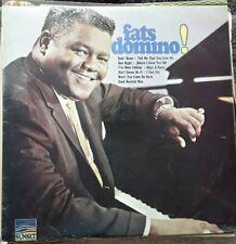 Fats Domino/ Fats Domino UK 1968 very good lp vinyl