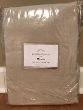 NEW Pottery Barn Postiano Single Chaise Lounge SUNBRELLA Cushion Cover LINEN