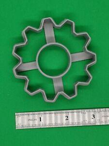 gear cog cookie cutter (medium)