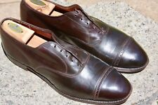 ALDEN 9015 Horween Shell Cordovan Perforated Cap Toe Balmoral Oxford 12 B/D