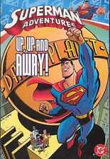 SUPERMAN ADVENTURES UP, UP AND AWAY! VOLUME 1 DIGEST DC 2004