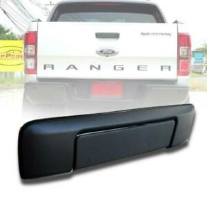 Ford Ranger Tail Gate Handle Cover Matte Black Wild Track Limited T6 Xlt
