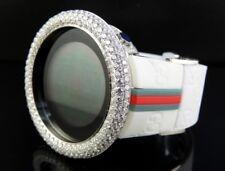 Techno Art Joe Rodeo Bling Master White Simulated Diamond Designer Men's Watch