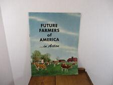 Future Farmers Of America In Action Firestone Tire & Rubber Co.