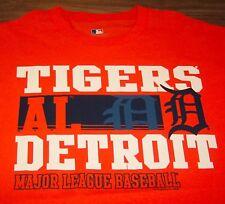 DETROIT TIGERS MLB BASEBALL T-Shirt MEDIUM NEW