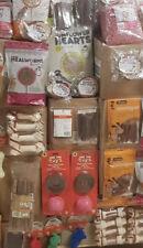 Lot revendeur De 35 Paquets De Différentes Nourritures Pour Animalerie