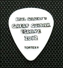PAUL GILBERT 2012 Great Guitar Escape Tour Guitar Pick