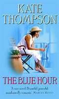 The Blue Hour by Kate Thompson, Acceptable Book (Paperback) FREE & Fast Delivery