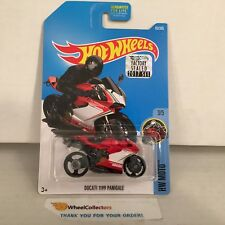 Ducati 1199 Panigale #85 * RED * 2017 Hot Wheels FACTORY SET * JC30