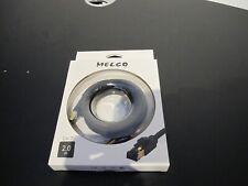 Melco C1AE High End LAN Kabel in 2m Cat 7 unbenutzt