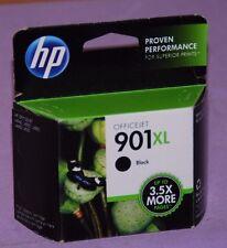 Genuine HP 901 XL Black High Capacity Ink Cartridge CC654AN - New Sealed
