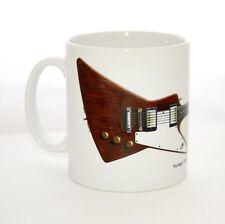 Guitar Mug. David Gilmour's Workmate Esquire