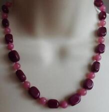 Rose Quartz Strand/String Fine Necklaces & Pendants