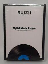Ruizu Digital Music Player (Mp3) Blue