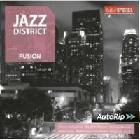 JAZZ DISTRICT - FUSION (KULTURSPIEGEL) 2 CD NEW