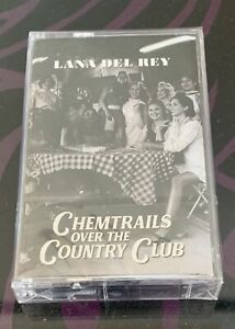 Lana Del Rey Chemtrails Over The Country Club Cassette Tape Ltd Edition New