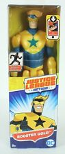 "DC Comics Justice League 12"" Inch Action Figure - Booster Gold - New & Sealed"