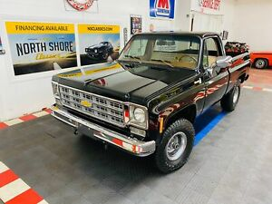 1978 Chevrolet Other Pickups - K 10 4X4 SILVERADO - CLEAN SOUTHERN TRUCK - SEE