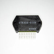 STK404-070Y Sanyo Original US SELLER FREE SHIPPING Integrated Circuit IC OEM
