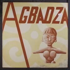 "ANLO-AFIADENYIGBA AGBADZA GROUP: music of ghana Kola 12"" LP 33 RPM"