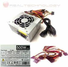 START FL-2643 500W Mini Alimentatore ATX per PC - Argento