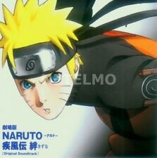 Movie Naruto Shippuden Kizuna Soundtrack CD Music MIYA Records OST
