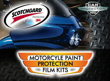 Ducati Multistrada 1200S Touring 3M Scotchgard Paint Protection Clear Bra Film