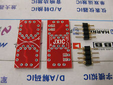 1x Dual Metal Can to DIP adapter Dual to Mono OPAMP Converter DIY Fit for LH0032