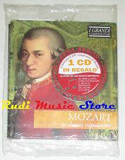 CD I grandi compositori MOZART i suoi capolavori SIGILLATO lp mc dvd