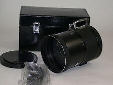 SIGMA 4/500 500mm F4 XQ MIRROR SPIEGELTELE LENS T2 SUPER RARE DEFEKT  /14