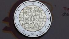 2 euro 2018 fdc PORTOGALLO Portugal 250 Imprensa Nacional 1768 zecca portoghese