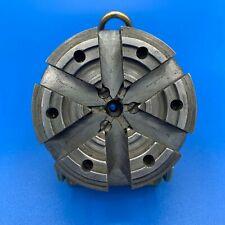 Mandrin 6 mors Bergeon pour tour d'horloger 8 mm