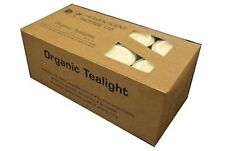 Heaven Scent Natural Unscented Tea Lights 24 Multi Buy Savings