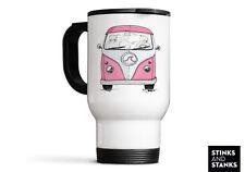 Thermobecher, Kaffeebecher, Togo Becher, Bus Bulli Auto TB041