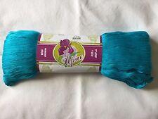 Mercerized 100 % crochet cotton IRIS   yarn  in strand 300 g ( 1800 meters)